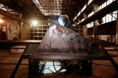 Βιομηχανία εργοστασίων Στοκ Εικόνα