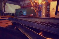 Βιομηχανία εργοστασίων Στοκ Φωτογραφίες