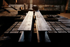 Βιομηχανία εργοστασίων Στοκ εικόνες με δικαίωμα ελεύθερης χρήσης