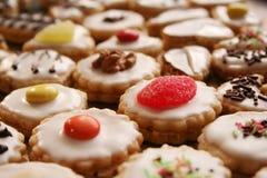βιομηχανία ζαχαρωδών προϊόντων Χριστουγέννων Στοκ εικόνες με δικαίωμα ελεύθερης χρήσης