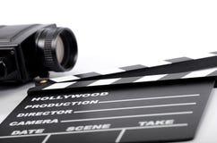 Βιομηχανία κινηματογράφου Στοκ Εικόνα