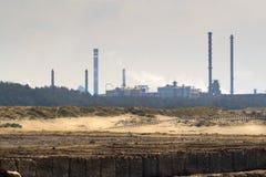 βιομηχανία περιβάλλοντο& Στοκ εικόνα με δικαίωμα ελεύθερης χρήσης