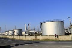Βιομηχανία πετρελαίου Στοκ εικόνα με δικαίωμα ελεύθερης χρήσης