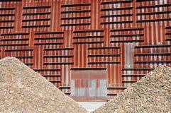 Βιομηχανία σιδήρου Στοκ Φωτογραφία