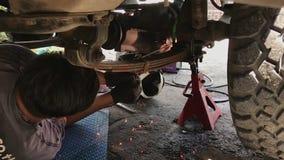 Βιομηχανία υπηρεσιών επισκευής αυτοκινήτων φιλμ μικρού μήκους