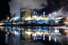 βιομηχανία Στοκ εικόνα με δικαίωμα ελεύθερης χρήσης