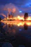 βιομηχανία Στοκ φωτογραφία με δικαίωμα ελεύθερης χρήσης