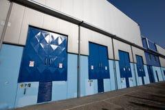 βιομηχανίες αιθουσών Στοκ εικόνες με δικαίωμα ελεύθερης χρήσης