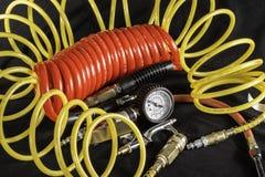 Βιομηχανικά εργαλεία αέρα Στοκ Φωτογραφίες