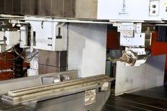 βιομηχανικά εργαλεία μετάλλων μηχανών τρυπανιών Στοκ Εικόνες