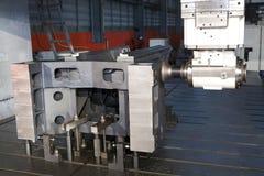 βιομηχανικά εργαλεία μετάλλων μηχανών τρυπανιών Στοκ φωτογραφίες με δικαίωμα ελεύθερης χρήσης