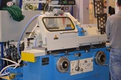 Βιομηχανικά μηχανήματα, βιομηχανικός εξοπλισμός, βιομηχανικά εγκαταστάσεις και εργαλεία μηχανών, τόρνοι μηχανημάτων στοκ φωτογραφία
