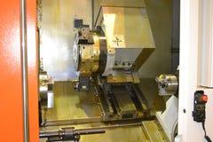 Βιομηχανικά μηχανήματα, βιομηχανικός εξοπλισμός, βιομηχανικά εγκαταστάσεις και εργαλεία μηχανών, τόρνοι μηχανημάτων στοκ εικόνες με δικαίωμα ελεύθερης χρήσης