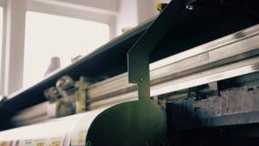 Βιομηχανικά μηχανήματα στο βίντεο εργαστηρίων απόθεμα βίντεο