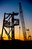 βιομηχανικά μηχανήματα Στοκ φωτογραφία με δικαίωμα ελεύθερης χρήσης