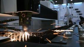 Βιομηχανικά ρομποτικά μέρη μετάλλων περικοπών κοπτών λέιζερ με τη μεγάλη ακρίβεια φιλμ μικρού μήκους