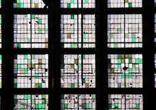 βιομηχανικά Windows Στοκ φωτογραφία με δικαίωμα ελεύθερης χρήσης