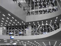 Βιομηχανικές αντανακλάσεις Στοκ Φωτογραφία