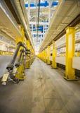 Βιομηχανική αίθουσα - κοίλωμα υπηρεσιών Στοκ Φωτογραφία
