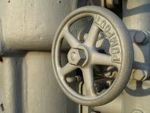 βιομηχανική βαλβίδα pumpout Στοκ Εικόνες