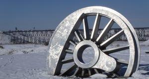 Βιομηχανική κληρονομιά Στοκ Φωτογραφία
