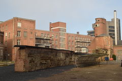 Βιομηχανική κληρονομιά Στοκ φωτογραφία με δικαίωμα ελεύθερης χρήσης