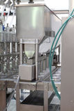 βιομηχανική μηχανή λεπτομέ&r Στοκ εικόνες με δικαίωμα ελεύθερης χρήσης