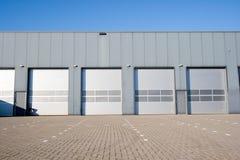 Βιομηχανική μονάδα Στοκ εικόνα με δικαίωμα ελεύθερης χρήσης