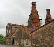 Βιομηχανική περιοχή κληρονομιάς Στοκ φωτογραφία με δικαίωμα ελεύθερης χρήσης