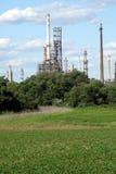 βιομηχανική περιοχή Στοκ Εικόνα