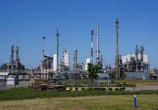 Βιομηχανική περιοχή Botlek, Ρότερνταμ, οι Κάτω Χώρες Στοκ Φωτογραφίες