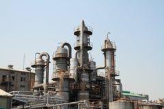 Βιομηχανική περιοχή Keihin Στοκ Εικόνες