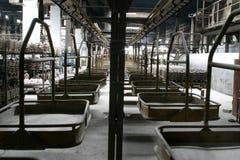 βιομηχανική πλατφόρμα Στοκ φωτογραφίες με δικαίωμα ελεύθερης χρήσης