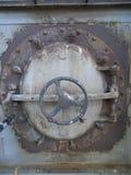 Βιομηχανική πόρτα φούρνων Στοκ Εικόνα