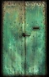 Βιομηχανική πόρτα Στοκ φωτογραφίες με δικαίωμα ελεύθερης χρήσης
