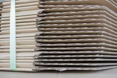 βιομηχανική στοίβα εγγρά&phi Στοκ φωτογραφία με δικαίωμα ελεύθερης χρήσης