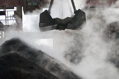 βιομηχανική όψη Στοκ φωτογραφία με δικαίωμα ελεύθερης χρήσης