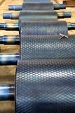 βιομηχανικοί κύλινδροι χ& Στοκ εικόνες με δικαίωμα ελεύθερης χρήσης