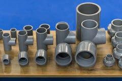 Βιομηχανικοί σωλήνας και βαλβίδα για το υγρό, πετρέλαιο, αέρας, πνευματικός, hydra Στοκ Φωτογραφία