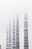 Βιομηχανικοί σωλήνες Στοκ φωτογραφία με δικαίωμα ελεύθερης χρήσης