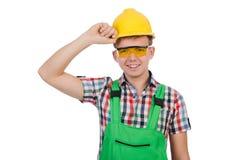 Βιομηχανικός εργάτης Στοκ εικόνα με δικαίωμα ελεύθερης χρήσης
