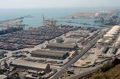 βιομηχανικός θαλάσσιος  Στοκ εικόνες με δικαίωμα ελεύθερης χρήσης