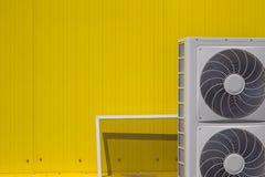 Βιομηχανικός κλιματισμός Στοκ φωτογραφία με δικαίωμα ελεύθερης χρήσης