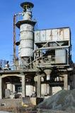 Βιομηχανικός μύλος Στοκ Φωτογραφίες