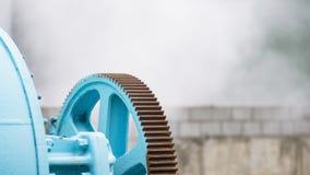Βιομηχανικός στεγνωτήρας με το διάστημα αντιγράφων Στοκ Εικόνα