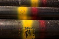βιομηχανικός σωλήνας Στοκ Εικόνες
