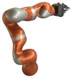 Βιομηχανικός χειριστής ρομπότ απεικόνιση αποθεμάτων