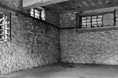 βιομηχανικό εσωτερικό Στοκ φωτογραφία με δικαίωμα ελεύθερης χρήσης