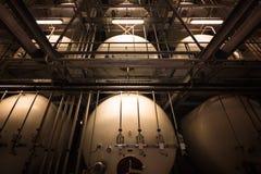 βιομηχανικό εσωτερικό Στοκ εικόνα με δικαίωμα ελεύθερης χρήσης