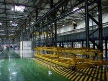 βιομηχανικό διάστημα Στοκ εικόνα με δικαίωμα ελεύθερης χρήσης
